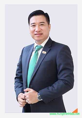 Chủ Tịch Tập đoàn Ông Nguyễn Đình trung