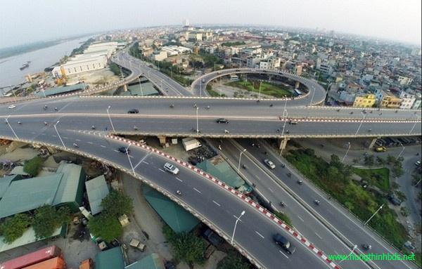 hạ tầng phát triển