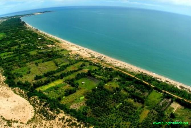 vị trí đất nền goldenbay cam ranh