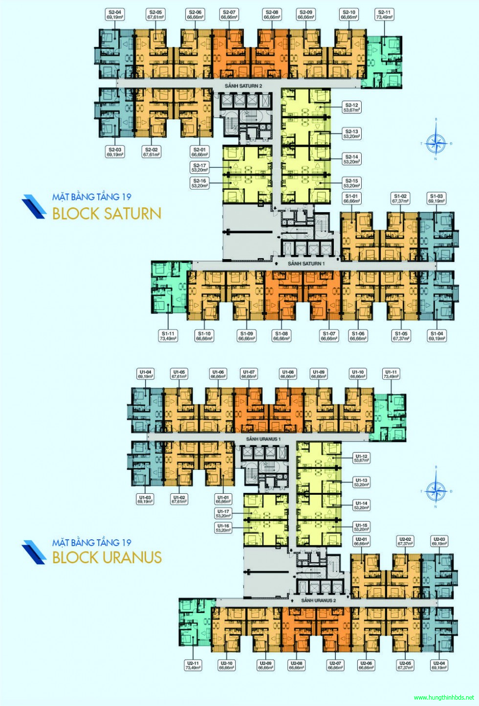 mặt bằng căn hộ tầng 19 q7 sài gòn riverside complex